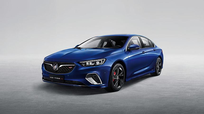 大连上通汽贸全新一代君威GS优惠高达3.55万元