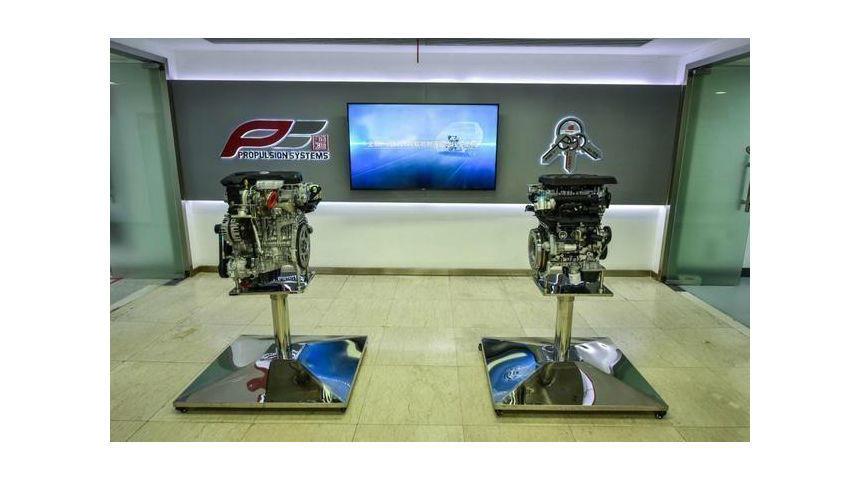 小排量发动机技术升级,别克ecotec三缸机