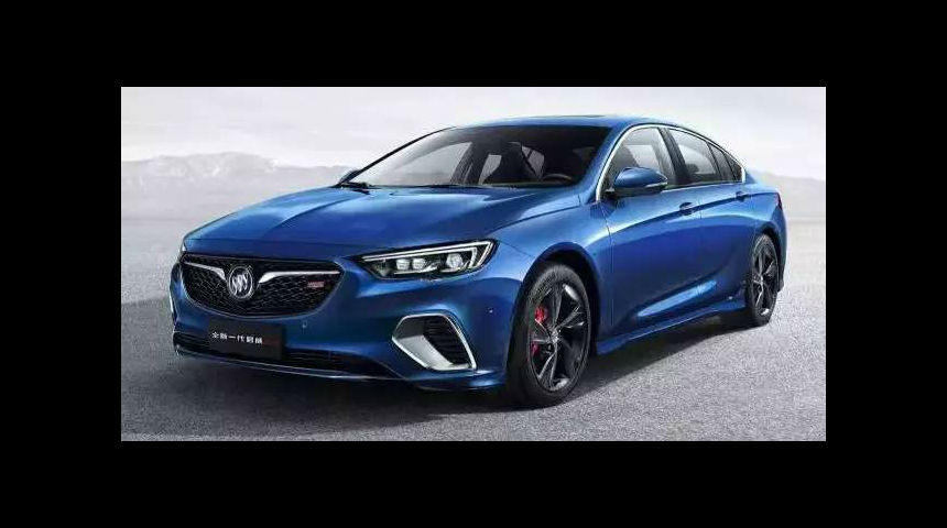 大连上通汽车全新一代君威GS优惠高达1.8万元