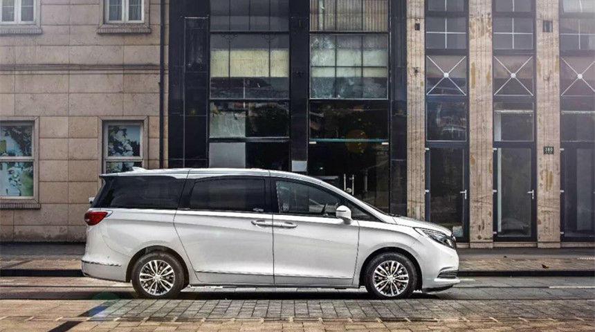 大连浩博GL8 ES 豪华商旅车优惠高达0万元