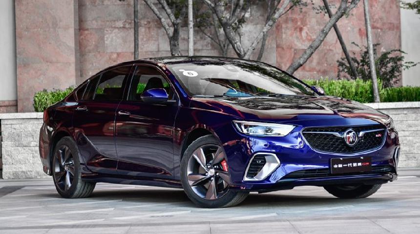 西安启泰全新一代君威GS优惠高达2.6万元