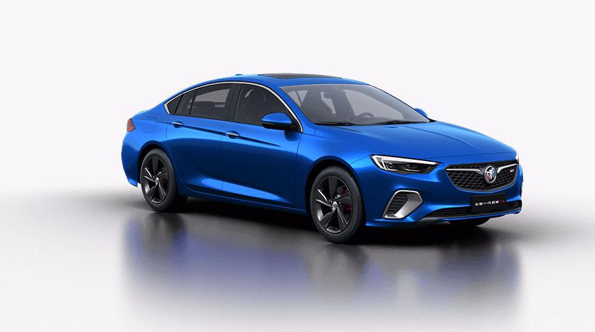 大连上通汽贸全新一代君威GS优惠高达1.6万元