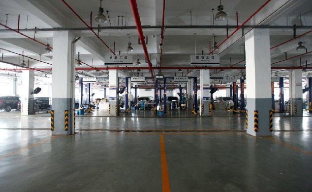 上海永达通美汽车销售服务有限公司