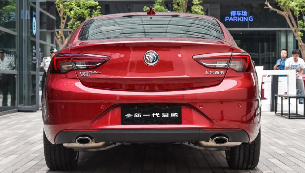 陕西华兴新世纪全新一代君威GS最高优惠2万元