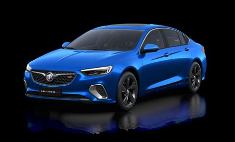 全新一代君威GS2017款 28T尊贵型