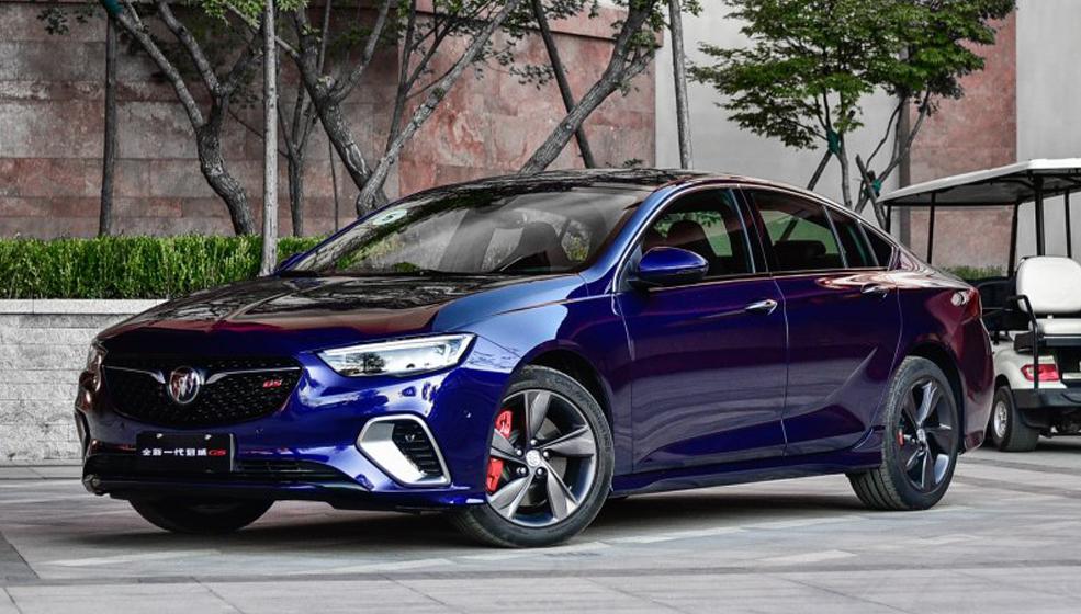 大连上通汽贸全新一代君威GS最高优惠1.3万元