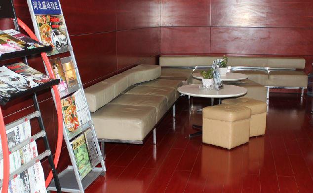 客户休息区
